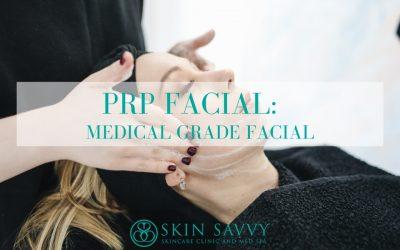 What is PRP Treatment ; Platelet Rich Plasma Facial